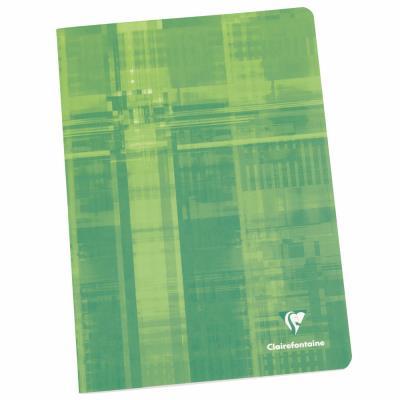 Cahier Clairefontaine Metric - reliure piquée - 21x29.7 cm - 96 pages - seyès - papier 90g