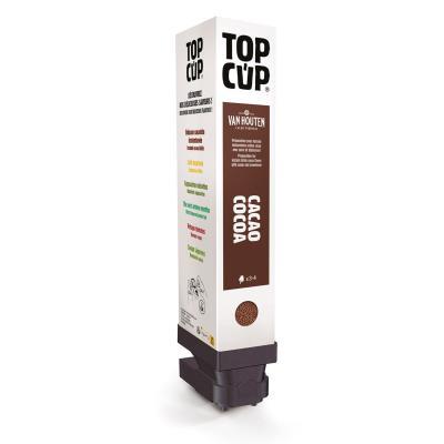 Cartouche boisson instantanée -arôme Cacao Van Houten - 27 doses