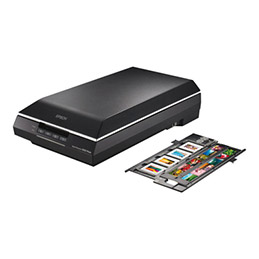 Epson Perfection V600 Photo - Scanner à plat - A4/Letter - 6400 dpi x 9600 dpi - USB 2.0 (photo)