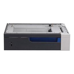 HP - Bacs pour supports - 500 feuilles dans 1 bac(s) - pour Color LaserJet Enterprise M750; LaserJet Enterprise MFP M775; LaserJet Managed MFP M775