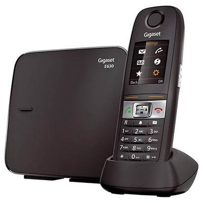 Téléphone sans fil GIGASET E630 1 combiné (photo)