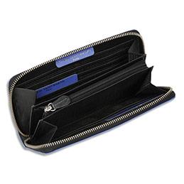 Compagnon Viquel grand modèle 'Marie-Louise' - 19x10,5x2,2 cm - noir (photo)