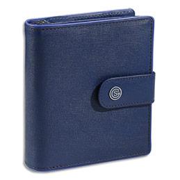 Compagnon Viquel petit modèle 'Petites Ecuries' - 12x1,1x3,5 cm - bleu saphir (photo)