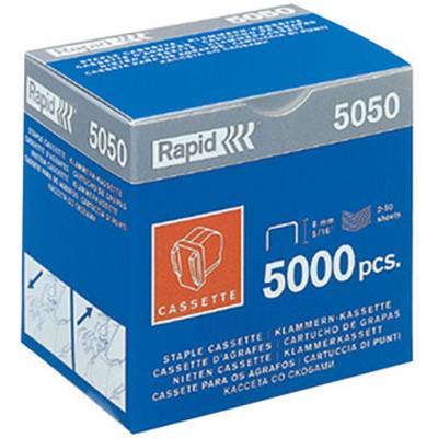 Agrafes Rapid 90050 - pour agrafeuse électrique Raipd 5050 - cassette de 5000