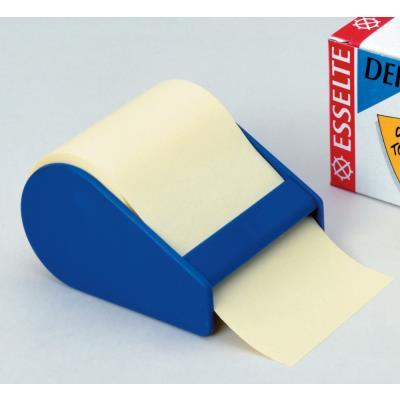 Rouleau notes adhésives Esselte repositionnables dimensions 60 mmx 10 m