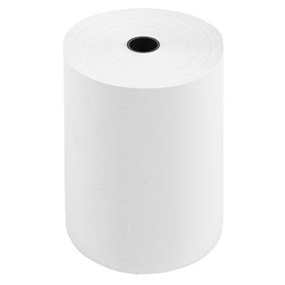 Bobine balance Exacompta Safecontact - 80 x 60 x 12 mm - L 44M - papier thermique 55g - 1 pli - durée mini 35 ans