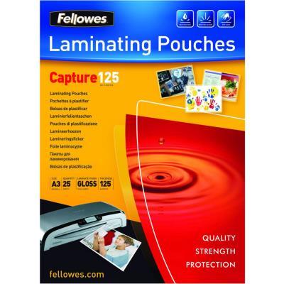 Pochettes de plastification Fellowes ImageLast A3 125 microns - boîte de 25
