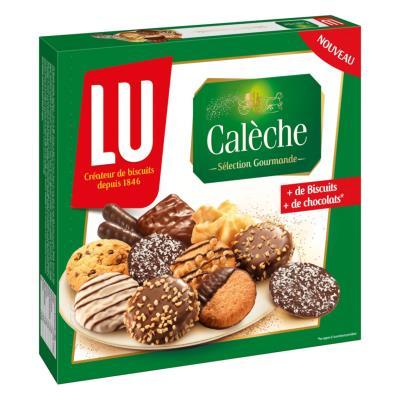 Biscuits Caleche de Lu - boîte de 250g