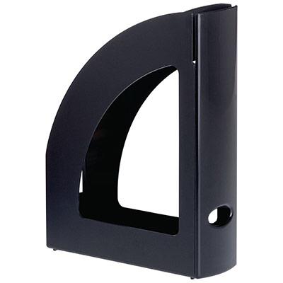 Porte-revues  en polystyrène - noir (photo)