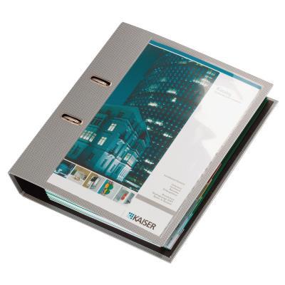 Pochette adhésive Durable - format A4 - lot de 25