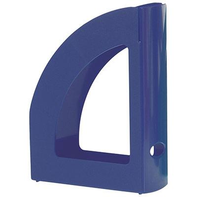 Porte-revues  en polystyrène - bleu (photo)
