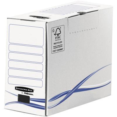 Boîte d'archives Bankers Box® Basic - Format A4+ -Dos de 15 cm (photo)