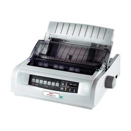 OKI Microline 5520eco - Imprimante - Noir et blanc - matricielle - 254 mm (largeur) - 240 x 216 dpi - 9 pin - jusqu'à 570 car/sec - parallèle, USB