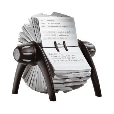 Fichiers Telindex Flip rotatif pour fiches contact