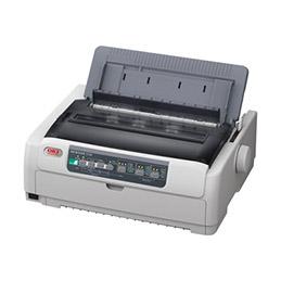 OKI Microline 5720eco - Imprimante - Noir et blanc - matricielle - A4 - 9 pin - jusqu'à 700 car/sec - parallèle, USB