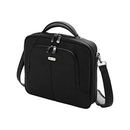 Dicota MultiCompact Laptop Bag 15.6' - Sacoche pour ordinateur portable - 15.6' - noir (photo)