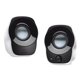 Logitech Z-120 - Haut-parleurs - pourutilisation mobile - 1.2 Watt (Totale)
