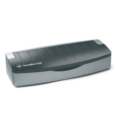Machine à relier thermique par couverture - ThermaBind T200 - capacité 200 feuilles A4 - 210 x 297 mm