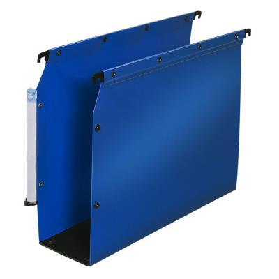 Dossiers suspendus l'Oblique Az polypro Ultimate - pour armoire - fond 80 - bleu