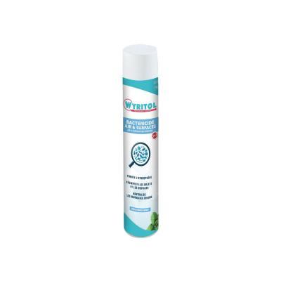 Spray Bactéricide Désodorisant Wyritol - parfum menthe - 750ml
