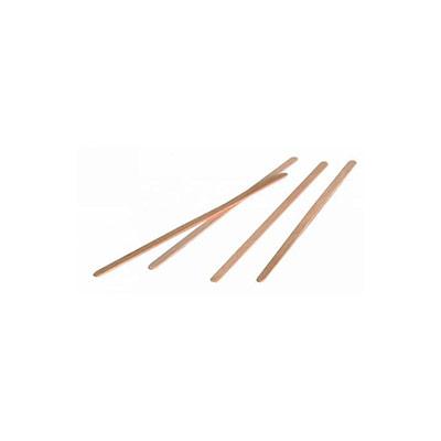 Agitateurs en bois - Longueur 14 cm - sachet de 1000 (photo)