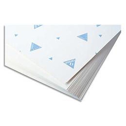 Feuille de carton contrecollé Canson Studio Lavis - 13/10e - millimétré 50x65cm (photo)