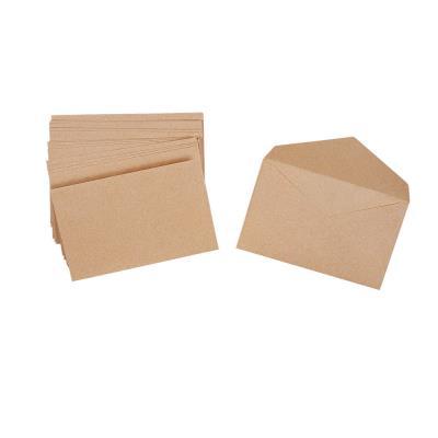Enveloppe élections La Couronne - 90 x 140 mm - 70 g/m² fermeture autocollante - orange - paquet 1000 unités