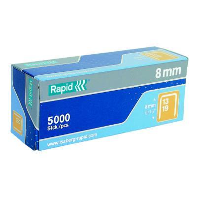 Agrafes Rapid 13/8 - boîte de 5000