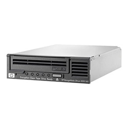 HPE LTO-5 Ultrium 3000 SAS Internal Tape Drive - Lecteur de bandes magnétiques - LTO Ultrium (1.5 To / 3 To) - Ultrium 5 - SAS-2 - interne - 5.25'' - chiffrement - pour ProLiant DL370 G6, ML110 G7, ML350 G6, ML370 G6; StorageWorks Rack... (photo)