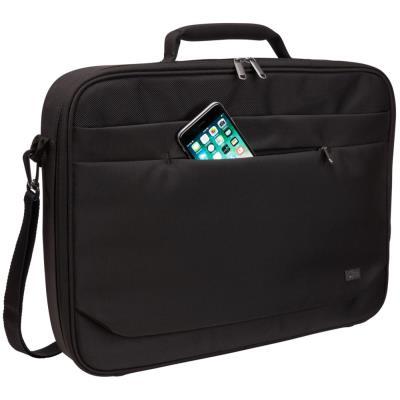 Sacoche en nylon Case Logic - pour PC de 16 à 18'' - compartiment tablette 10'' - L46,4 x H39,4 x P7,9 cm