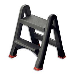 Marche-pieds pliable - capacité 150kg - 48 x 17 x 63 cm (photo)