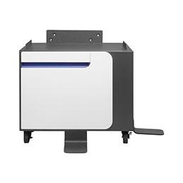 Hp meuble pour imprimante pour laserjet enterprise mfp for Meuble bureau pour imprimante