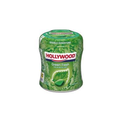 Easy Box chewing-gum Green Fresh sans sucre - boîte de 60 - paquet 87grammes