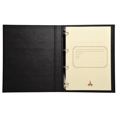 Reliure légale - livre assemblée générale
