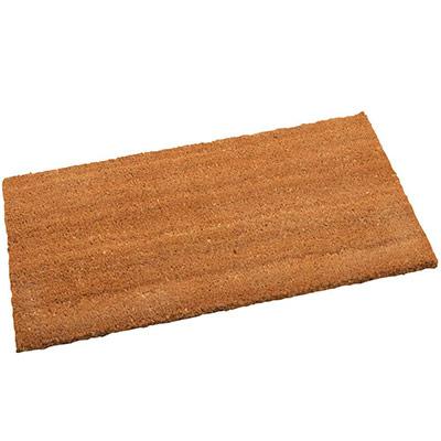 Tapis brosse en coco format 80 x 40cm