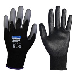 Gants de dexterité Jackson G40 Kimberly - enduction polyuréthane - taille 9 (photo)