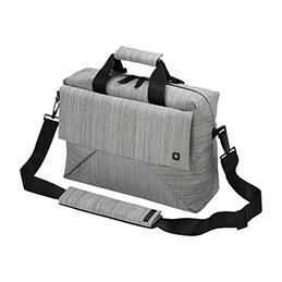 Dicota Code Laptop/MacBook Bag 17' - Sacoche pour ordinateur portable - 17' - gris (photo)