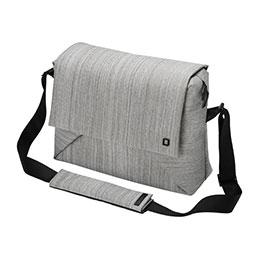DICOTA CODE Messenger Laptop / MacBook Bag 15' - Sacoche pour ordinateur portable - 15' - gris - DICOTA CODE Messenger Laptop / MacBook Bag 15' - Sacoche pour ordinateur portable - 15' - gris - DICOTA CODE Messenger Laptop / MacBo... (photo)