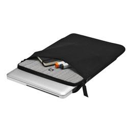 Dicota Code Laptop Sleeve 13' - Housse d'ordinateur portable - 13' - gris (photo)