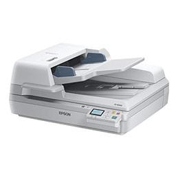 Epson WorkForce DS-60000N - Scanner de documents - Recto-verso - A3 - 600 dpi x 600 dpi - jusqu'à 40 ppm (mono) / jusqu'à 40 ppm (couleur) - Chargeur automatique de documents (200 feuilles) - jusqu'à 5000 pages par jour - Gigabit LAN (photo)