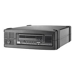 HPE LTO-5 Ultrium 3000 - Lecteur de bandes magnétiques - LTO Ultrium (1.5 To / 3 To) - Ultrium 5 - SAS-2 - externe - chiffrement - pour ProLiant DL385p Gen8 Entry (photo)