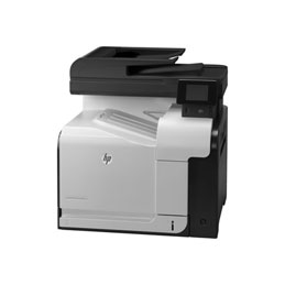 HP LaserJet Pro MFP M570dw - Imprimante multifonctions - couleur - laser - Legal (216 x 356 mm) (original) - A4/Legal (support) - jusqu'à 30 ppm (copie) - jusqu'à 30 ppm (impression) - 350 feuilles - 33.6 Kbits/s - USB 2.0, Gigabit LAN, Wi-Fi(n), hôte USB (photo)