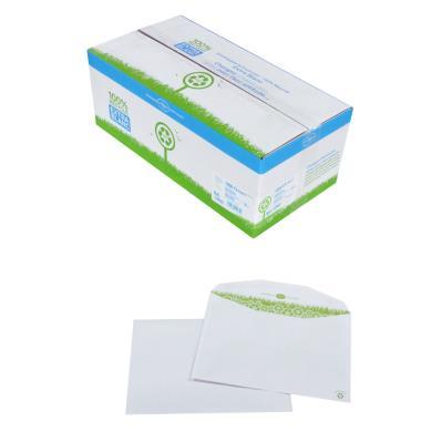 Enveloppe papier La Couronne - format C5 - 162 x 229 mm - 80 g/m² fermeture gommée - blanc - paquet 1000 unités