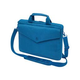 Dicota Code SlimCase - Sacoche pour ordinateur portable - 11'' - bleu (photo)