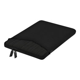 Dicota Code Laptop Sleeve 15' - Housse d'ordinateur portable - 15' - noir - pour Apple MacBook Pro (15.4 po) (photo)