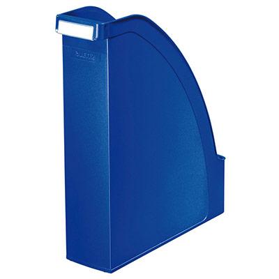 Portes-Revues Leitz Plus - bleu