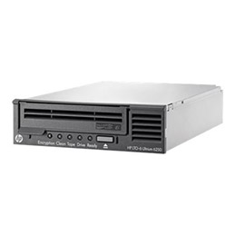 HPE StoreEver LTO-6 Ultrium 6250 Drive Upgrade Kit - Module lecteur pour bibliothèque de bandes - LTO Ultrium (2.5 To / 6.25 To) - Ultrium 6 - 8Gb Fibre Channel - interne - 5.25'' - chiffrement (photo)