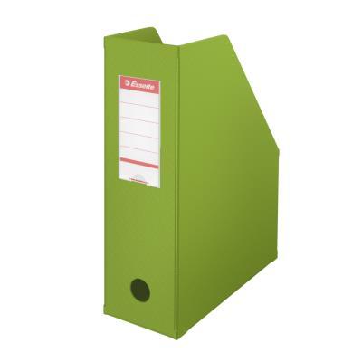 Porte-revues Esselte Confort Class - dos 10 cm - vert