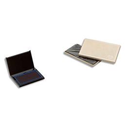 Tampon Tiflex - impression 10 x 5,5cm - recharge d'encre - bleu