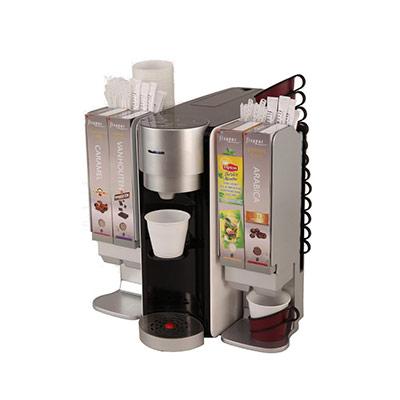 Distributeur automatique de boissons chaudes Suite Xpress+ - gris